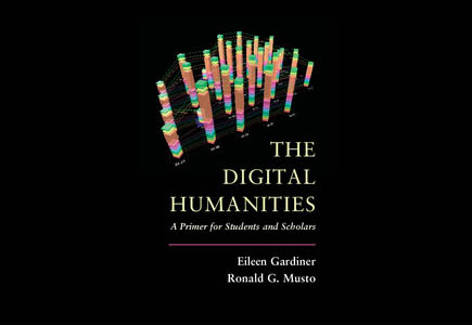Digital Humanities book cover Thumbnail